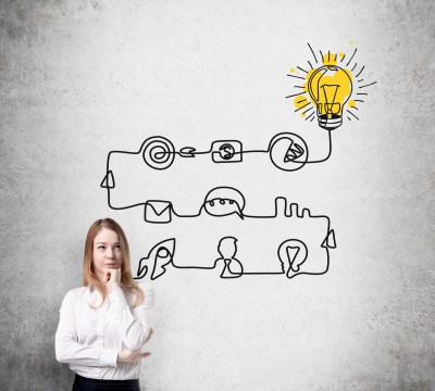 Four Key Innovation Stages to Get Your Ideas Off the Ground