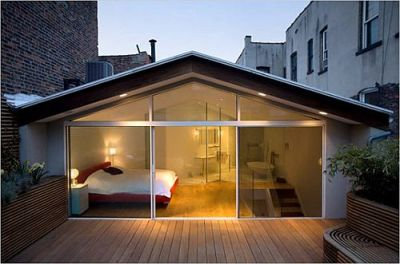 Remodelación de un Moderno Ático - Ideas Casas