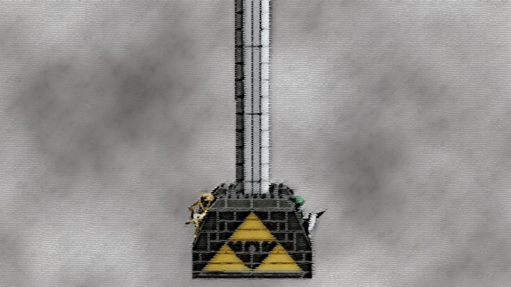 Lego Ideas Product Ideas Legend Of Zelda Master Sword