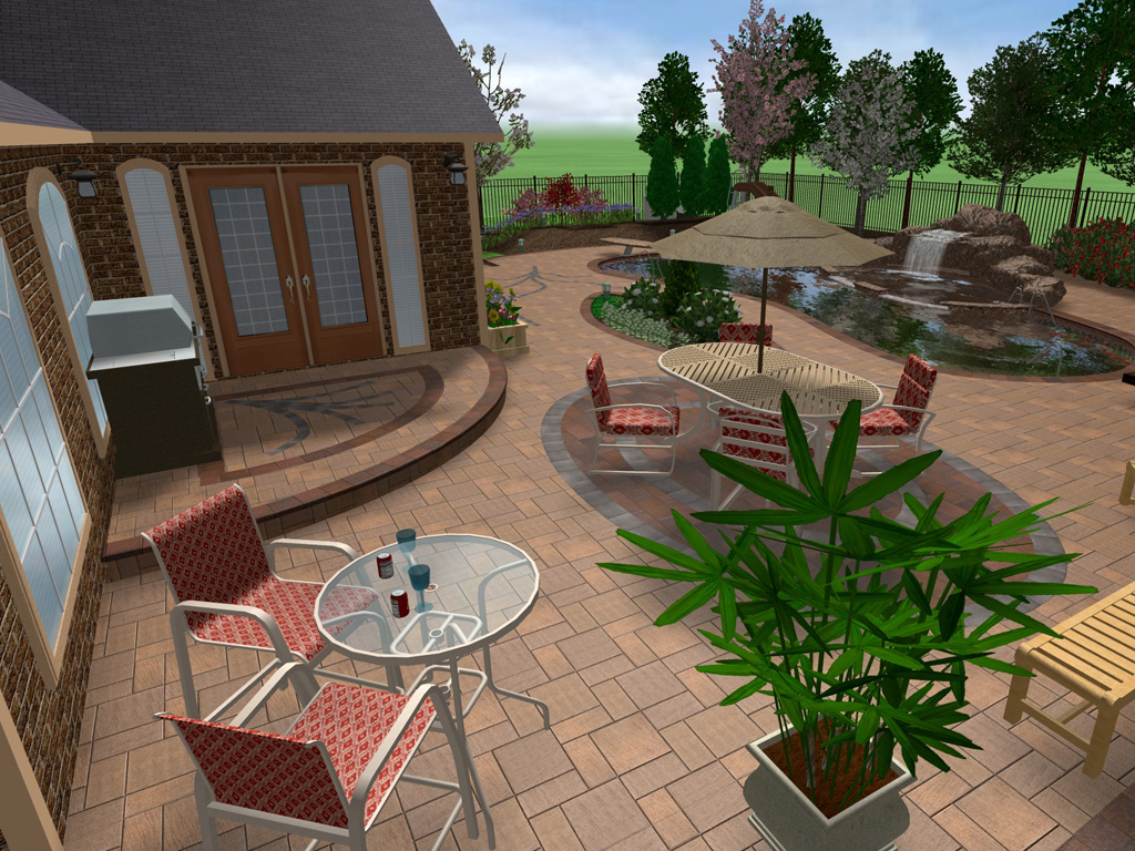 3d Planer Garten Professional Landscaping Software By Idea Spectrum