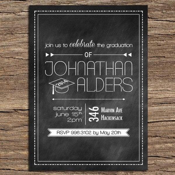 creative party invitation