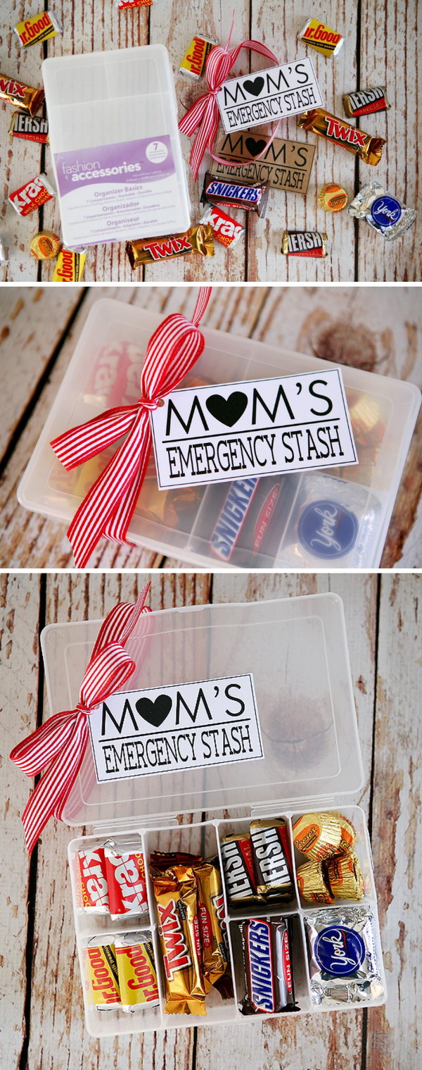 Awesome Diy Mother's Day Gifts 30 Diy Mother S Day Gifts With Lots Of Tutorials 2017