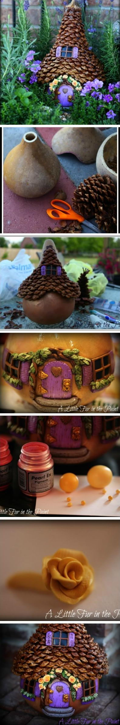 Unusual Diy Fairy House Using Pinecones Diy Fairy Garden Ideas Tutorials 2017 Diy Fairy Gardens Pinterest Youtube Diy Fairy Gardens garden Diy Fairy Gardens
