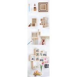 Glancing Marriage Home Decoration Ideas Images Diy Box Frame Wall Shelving Easy Weekend Diy Projects Home Decoration 2017 Home Decoration Ideas