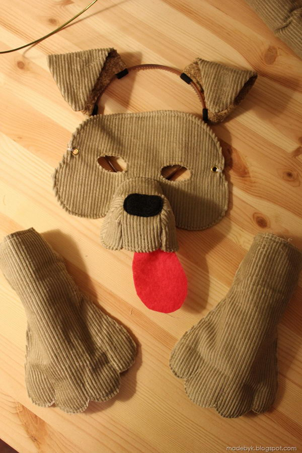 15+ Dog Halloween Costumes for Kids or Adults 2017