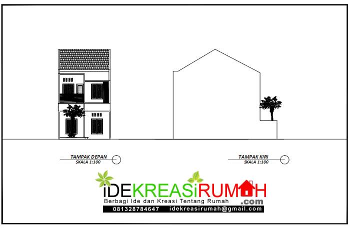 Gambar Desain Rumah Ukuran 6x9 Meter Auto Electrical Wiring Diagram