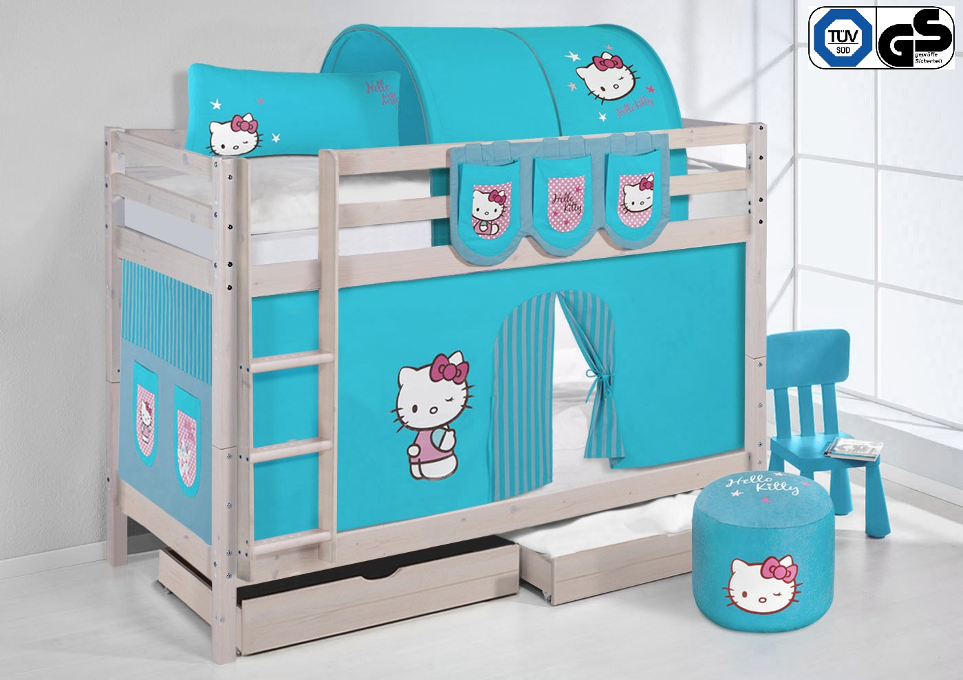 Hello Kitty Sessel Hello Kitty Hochbett Hello Kitty Hochbett Echora In Wei