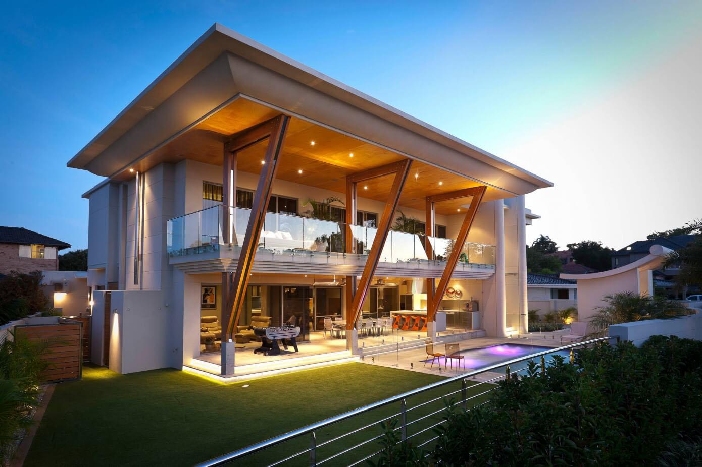 modern home perth large roof idesignarch interior design architecture home design beautiful home design ideas house