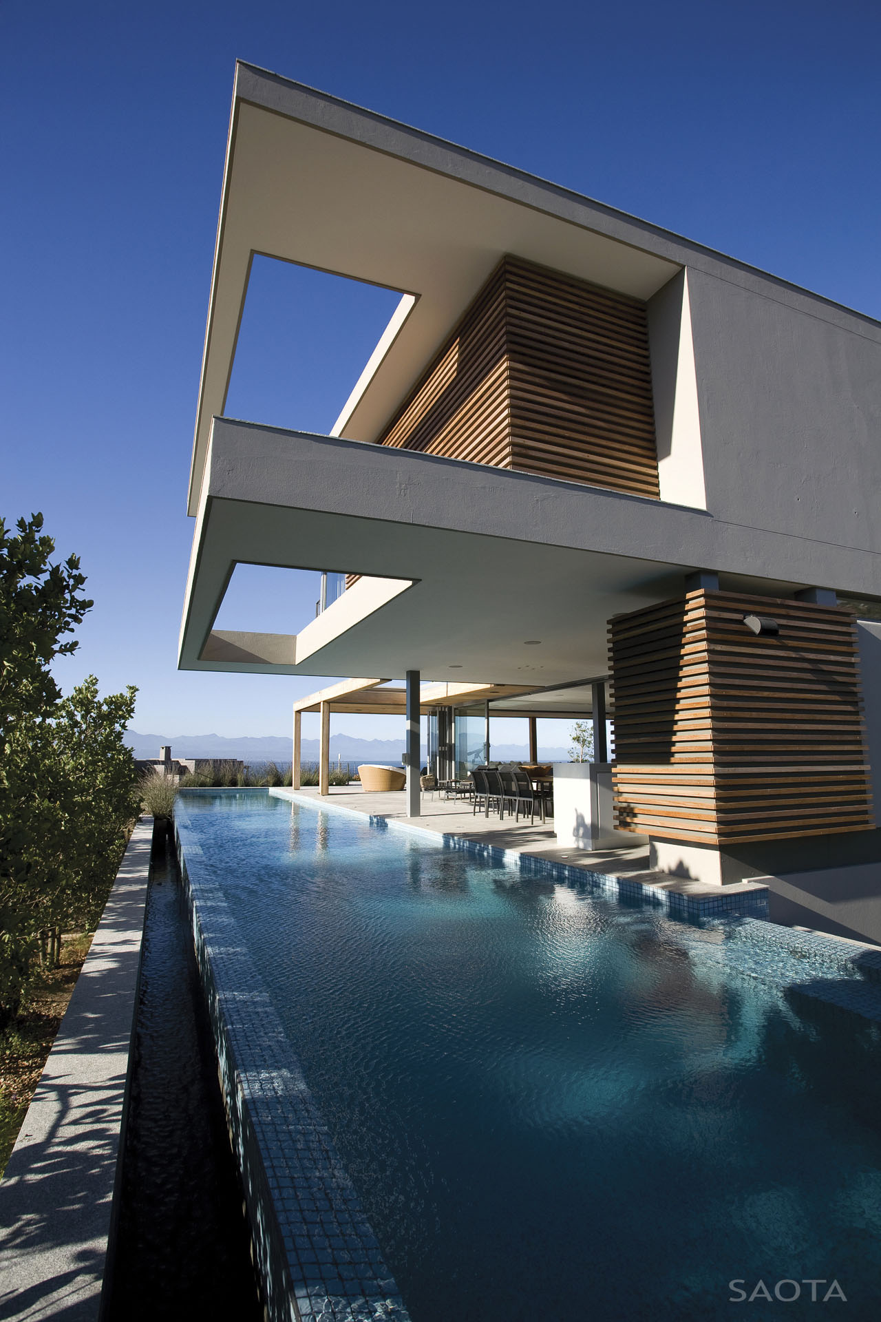 Architecture Design House Plans Contemporary Beachfront Home In South Africa Idesignarch