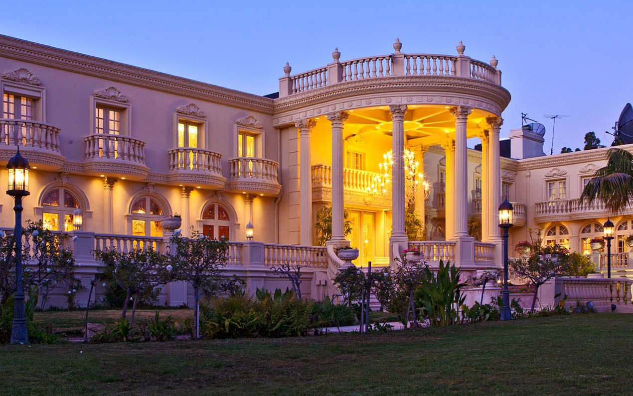 Bel Air Mega Mansion For Sale Stunning French Chateau In Bel Air Idesignarch