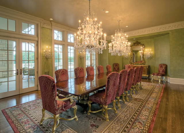 Interior Design New York Champ D'or – Stunning Estate In Hickory Creek