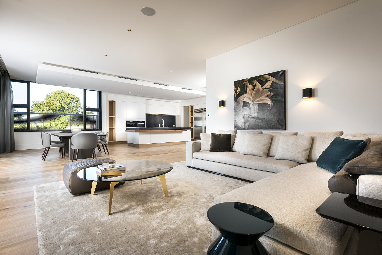 Design Interieur Salon Stunning Contemporary Resort Style Mansion In Perth