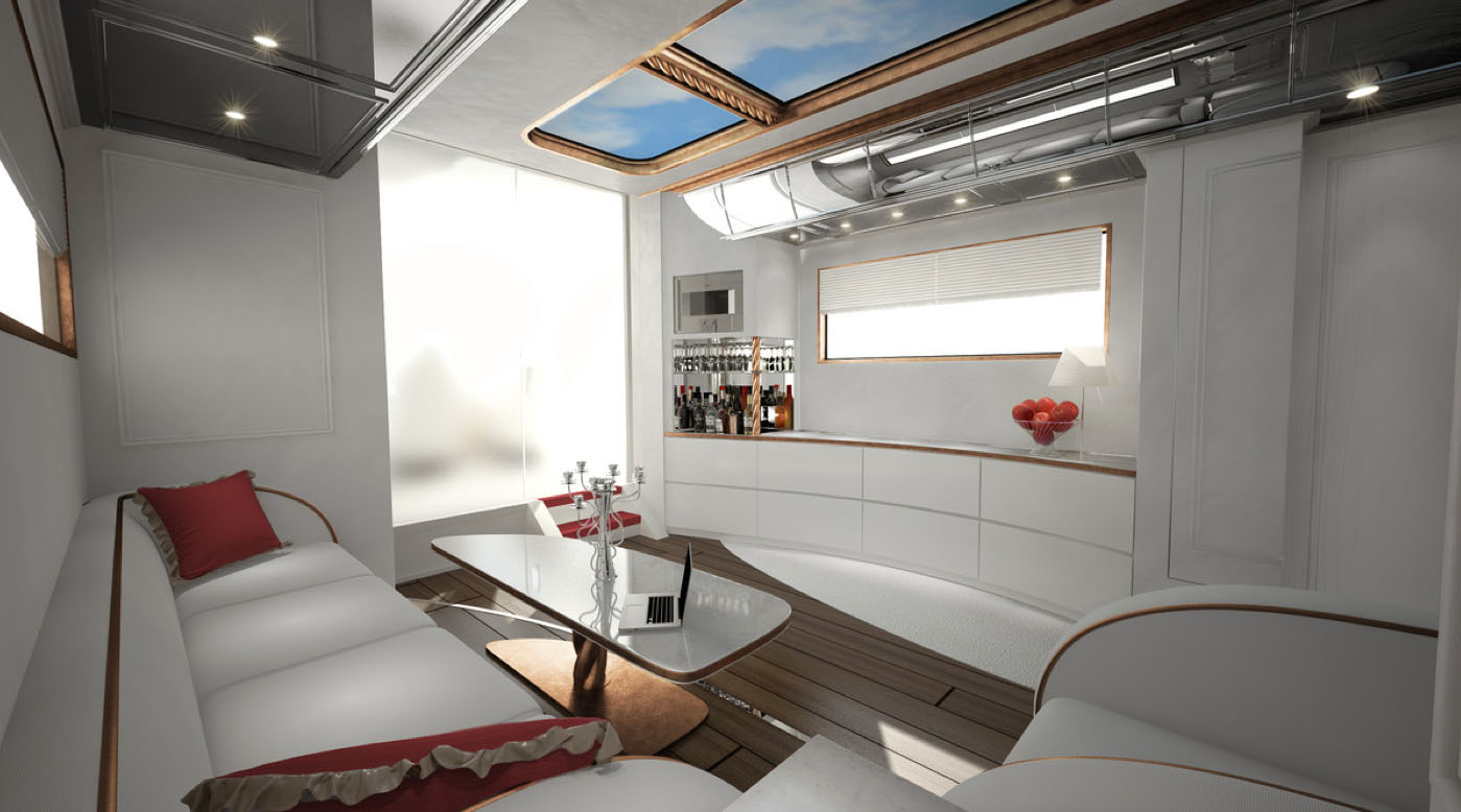 Flying Space The Ultimate Luxury Mobile Home Elemment Palazzo