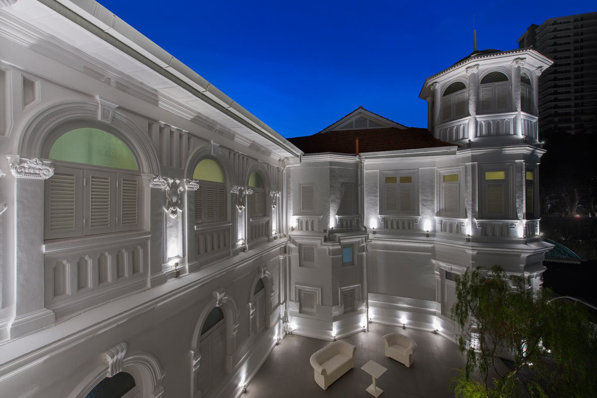 Hanoi Hotel Macalister Mansion - A Restored Colonial Mansion Hotel