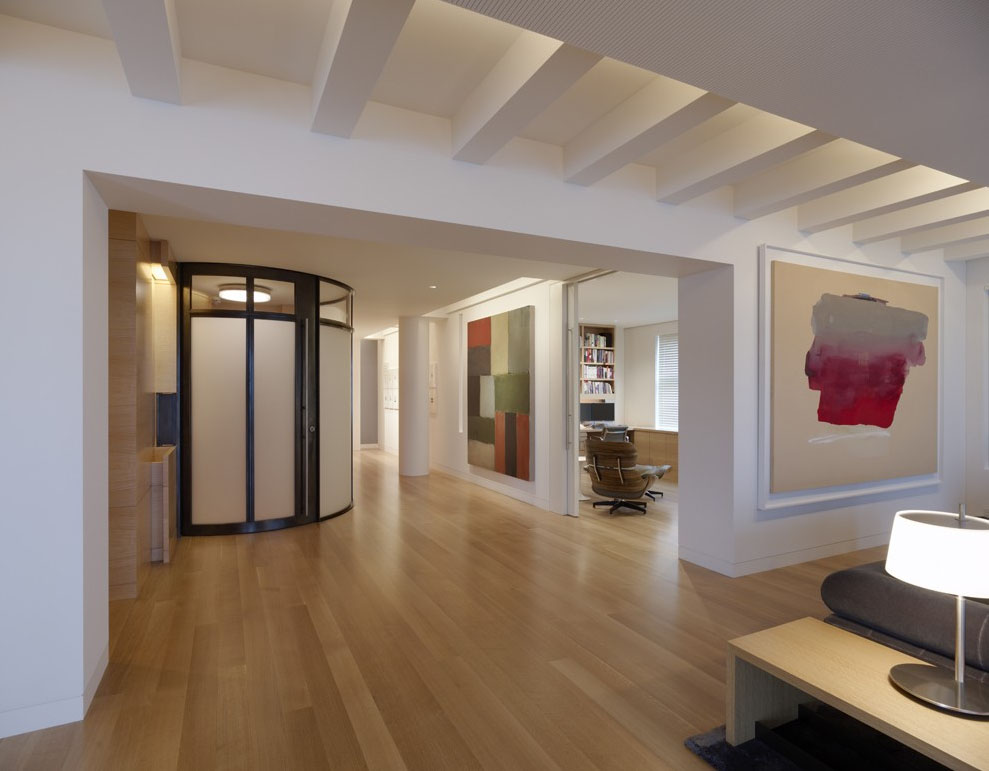 Refurbished Fireplaces Pacific Heights Contemporary Open Concept | Idesignarch