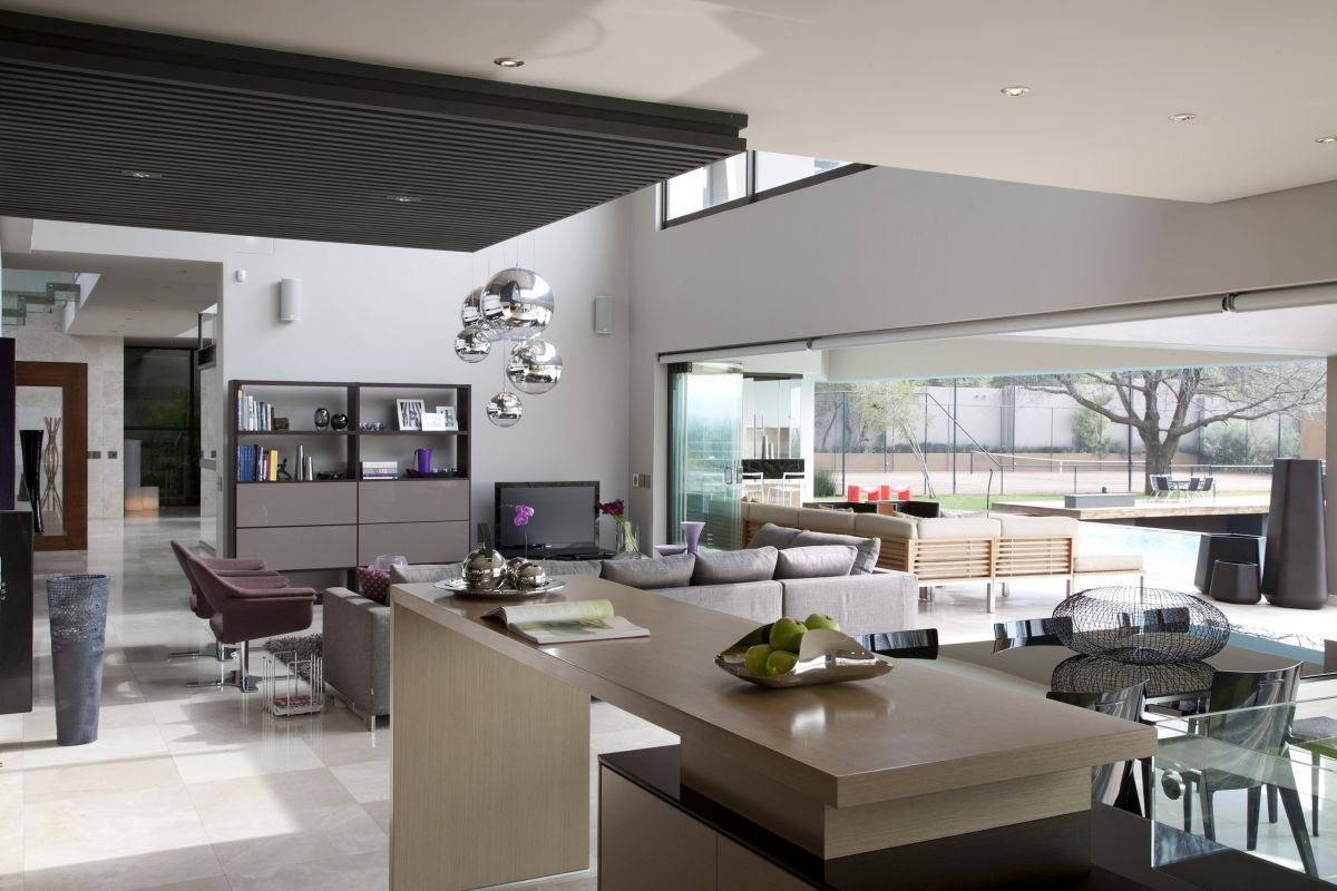 Contemporary House Interior Design Modern Luxury Home In Johannesburg Idesignarch