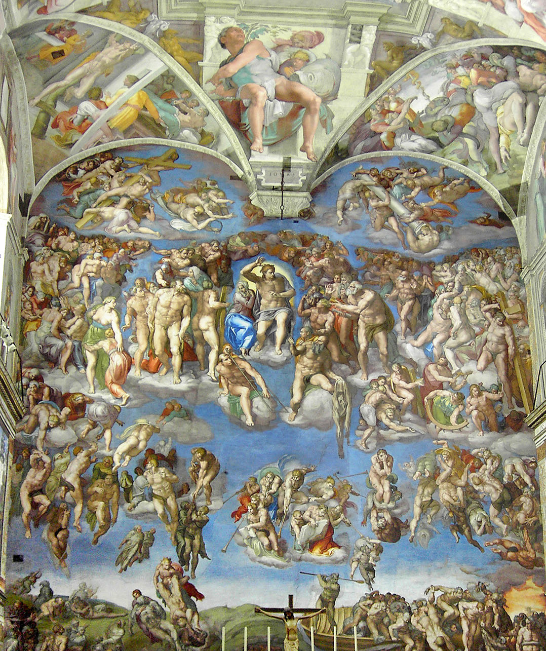 Cuadros Religiosos Famosos Inside Vatican City And The Renaissance Architecture Of