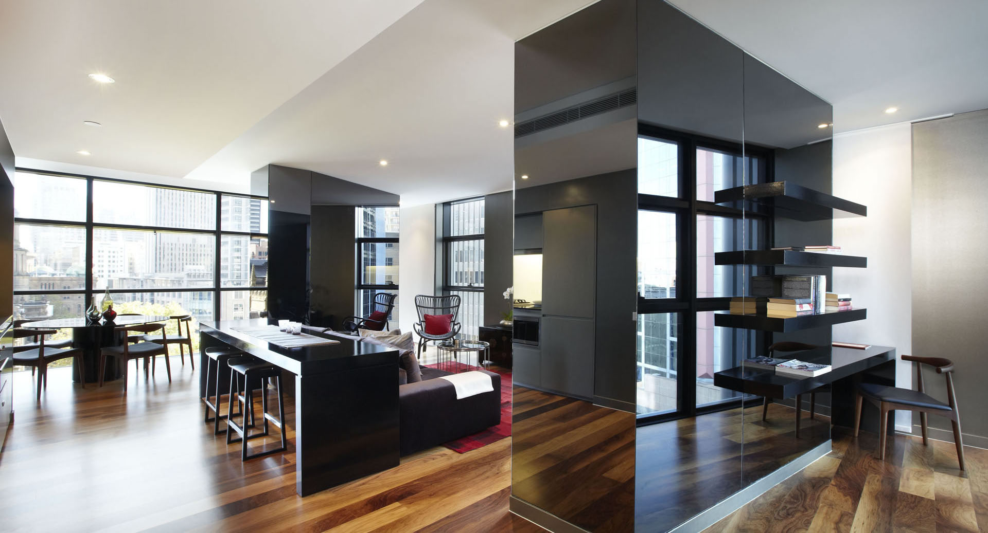 Interior Design For Studios Contemporary Apartment Designs In Sydney Idesignarch