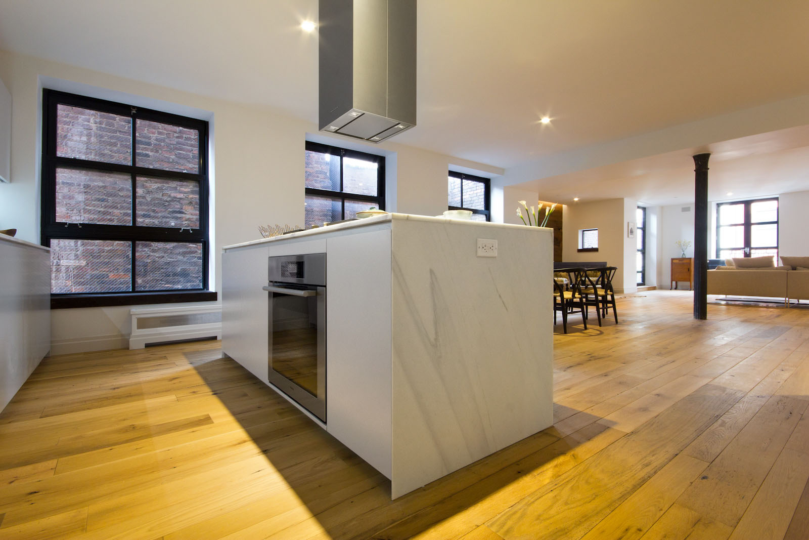Used Kitchen Cabinets York Region Inspirational Nolita Luxury Loft In New York Idesignarch