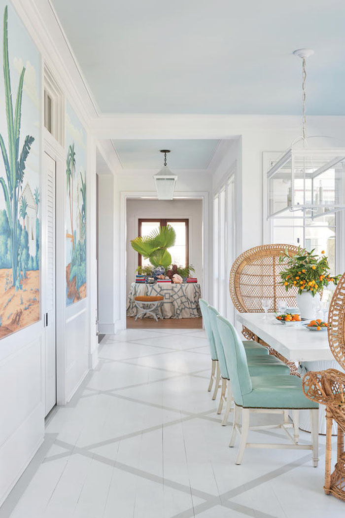Image Decoration Interieur Caribbean Inspired Breezy South Carolina Beach House