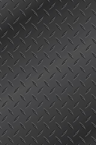Black Diamond Plate Wallpaper Patterns Iphone Wallpaper Idesign Iphone