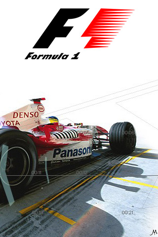 Formula 1 iPhone Wallpaper   iDesign iPhone