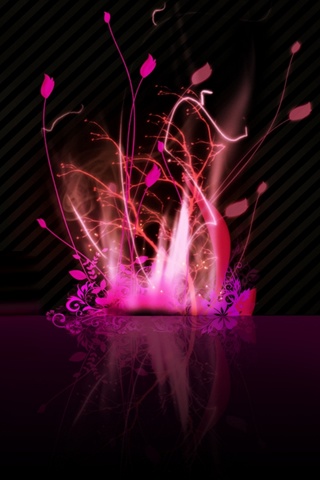 Magic Touch 3d Wallpaper Abstract Iphone Wallpaper Idesign Iphone
