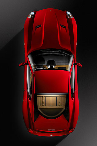 All Anime In One Wallpaper Ferrari 599 Gtb Fiorano Iphone Wallpaper Idesign Iphone