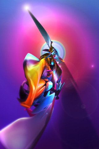 3D iPhone Wallpaper   iDesign iPhone