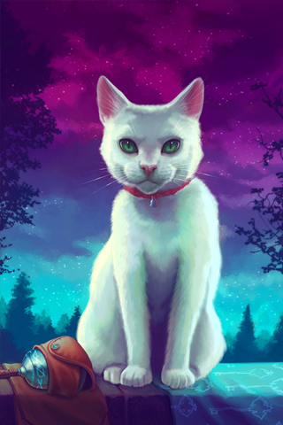 Cute White Cat Hd Wallpaper Cat Iphone Wallpaper Search Results Iphone Wallpaper
