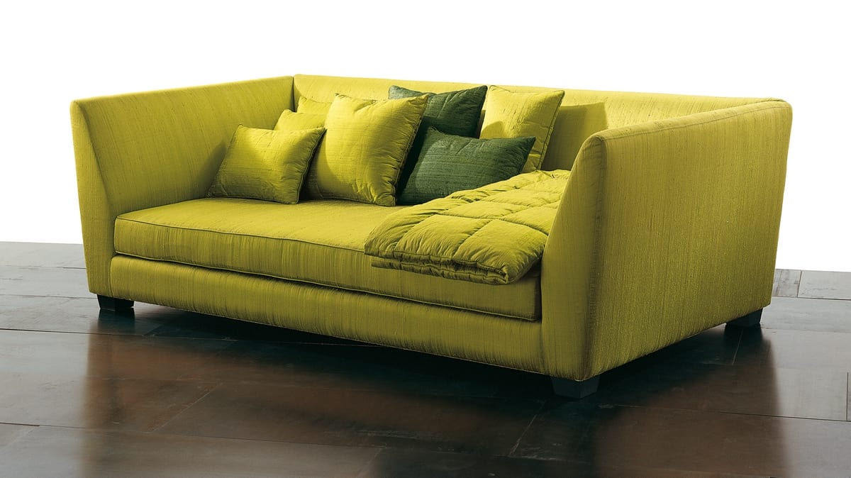 Sitztiefe Sofa Modern Sofa With A Large Depth Of Seat Idfdesign