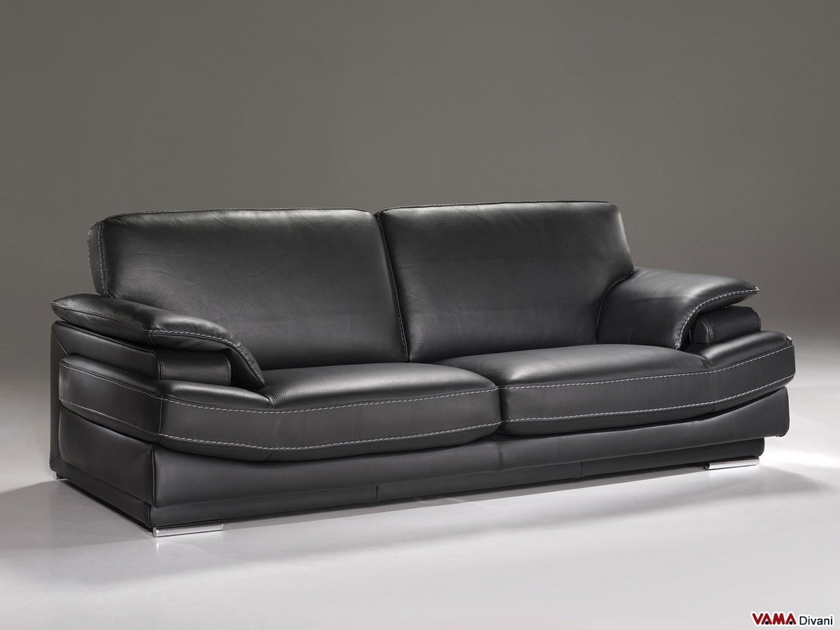Divani Definition Sofa With Particular Shapes In A Contemporary Style Idfdesign