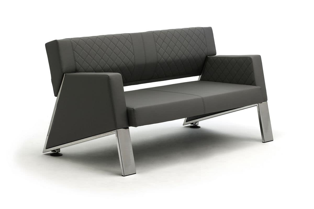 Sofa For Office And Waiting Rooms Idfdesign
