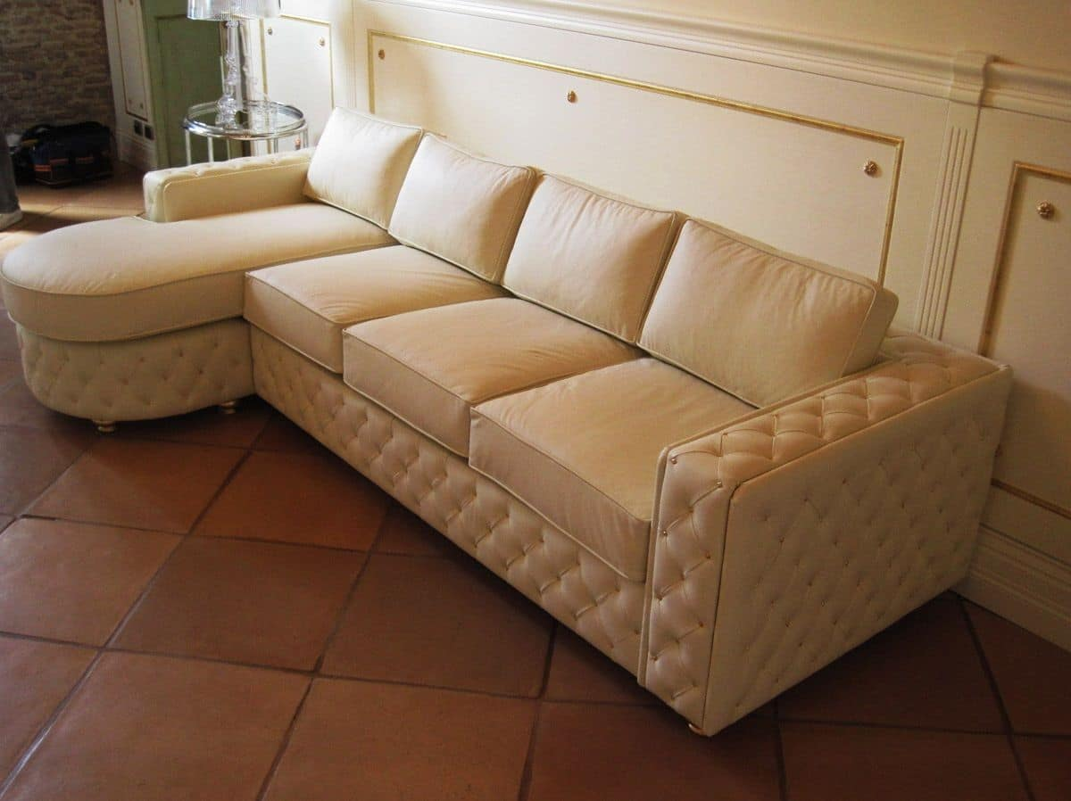 Modular Sofa For Living Rooms With Peninsula Sectional Sofa For Residential Use Idfdesign