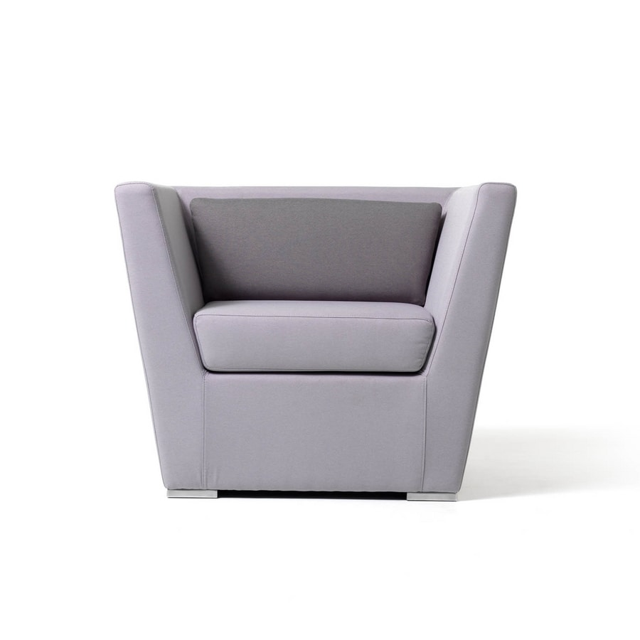 Stylish Chairs Stylish Leather Armchair Approachable For Hotel Suites