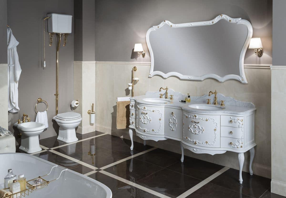 Vasche Da Bagno In Francese : Bagno stile francese awesome country chic bagno arredamento e