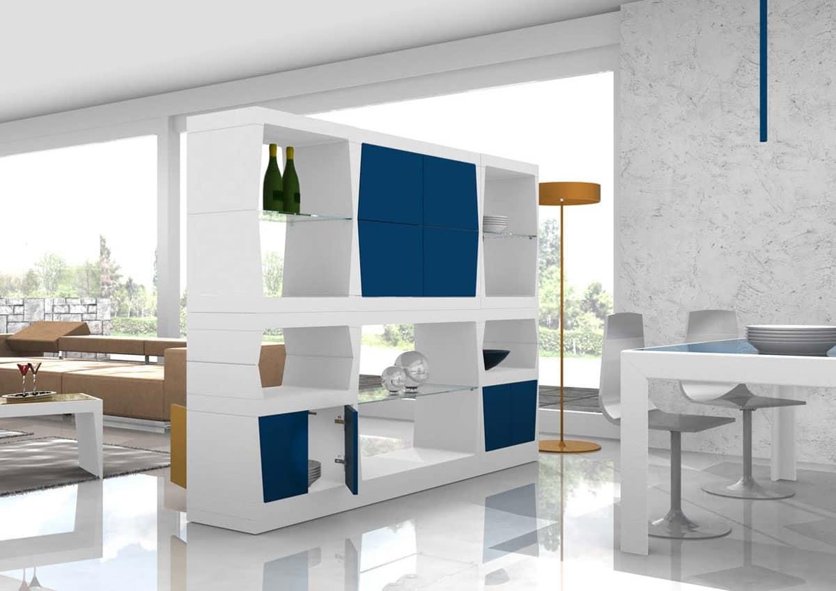 Divisorio+cucina+soggiorno+vetro | Vetri Divisori Per Interni Great ...