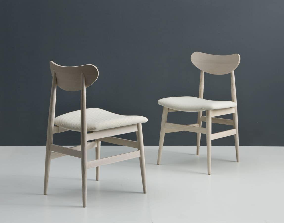 Sedie In Legno Imbottite : Sedie legno imbottite sedie arte povera imbottite
