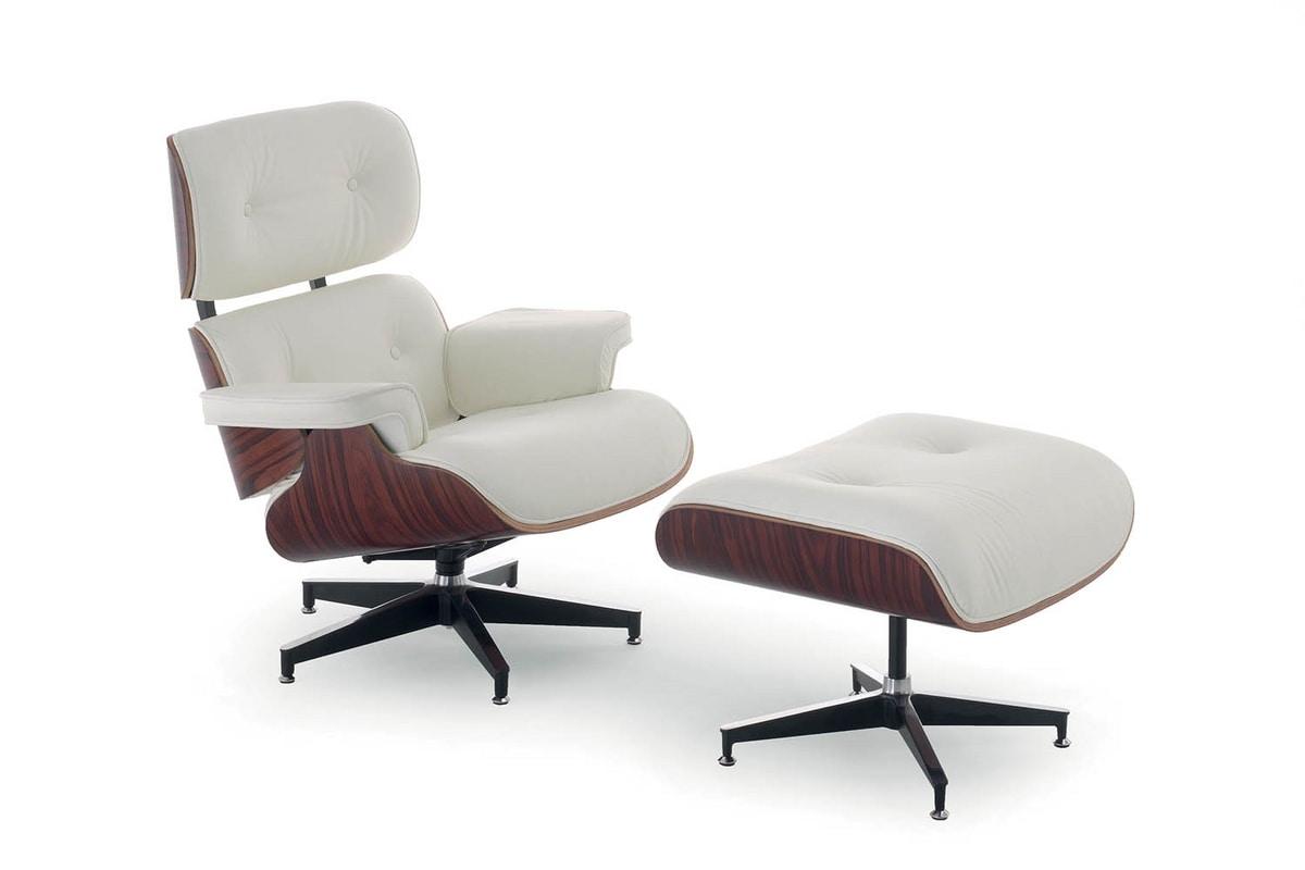 Eames Replica Stoel : Replica sessel stoel egg fauteuil naturel rotan hk living kopen