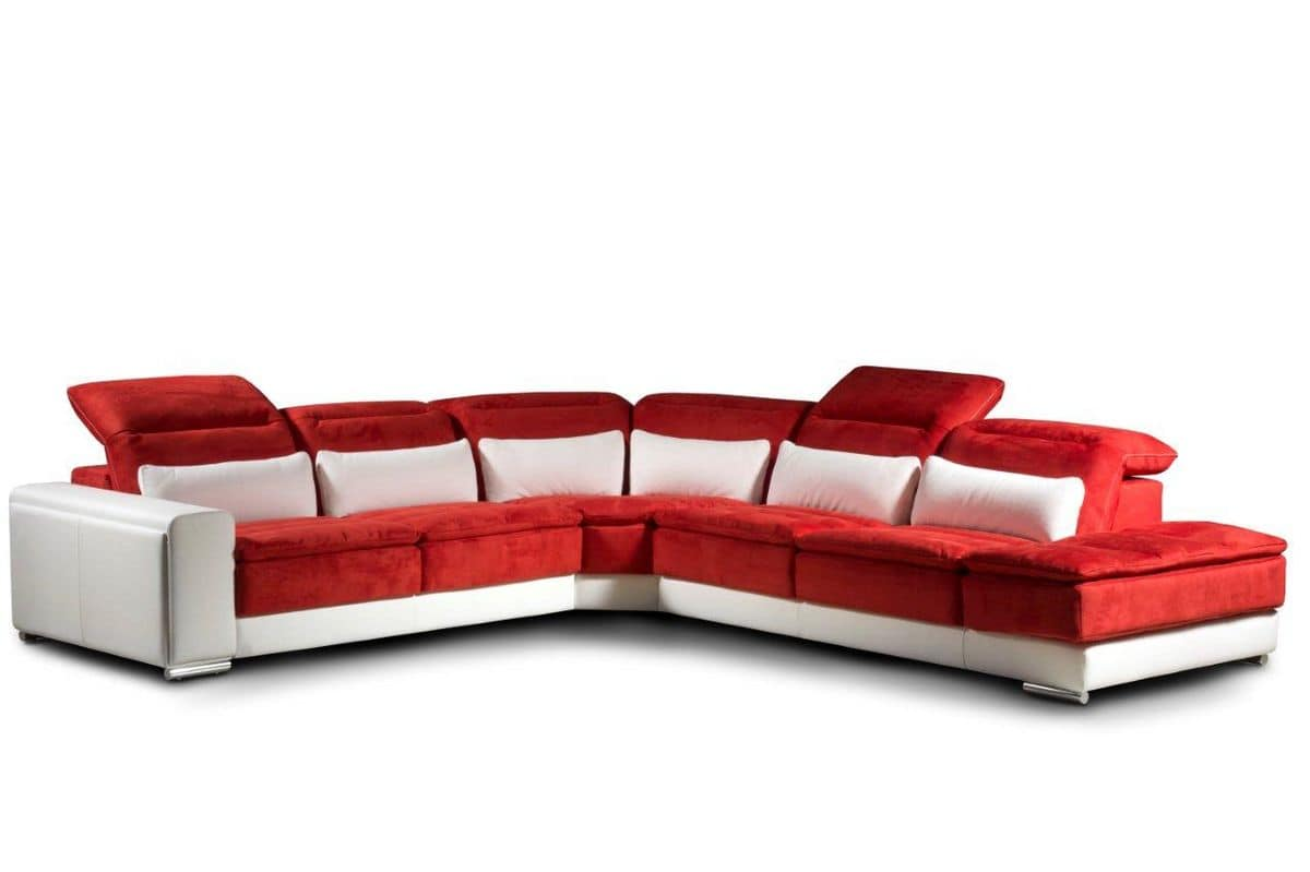 Sessel Brooklyn Modulare Ecksofa Mit Verstellmechanismus Idfdesign