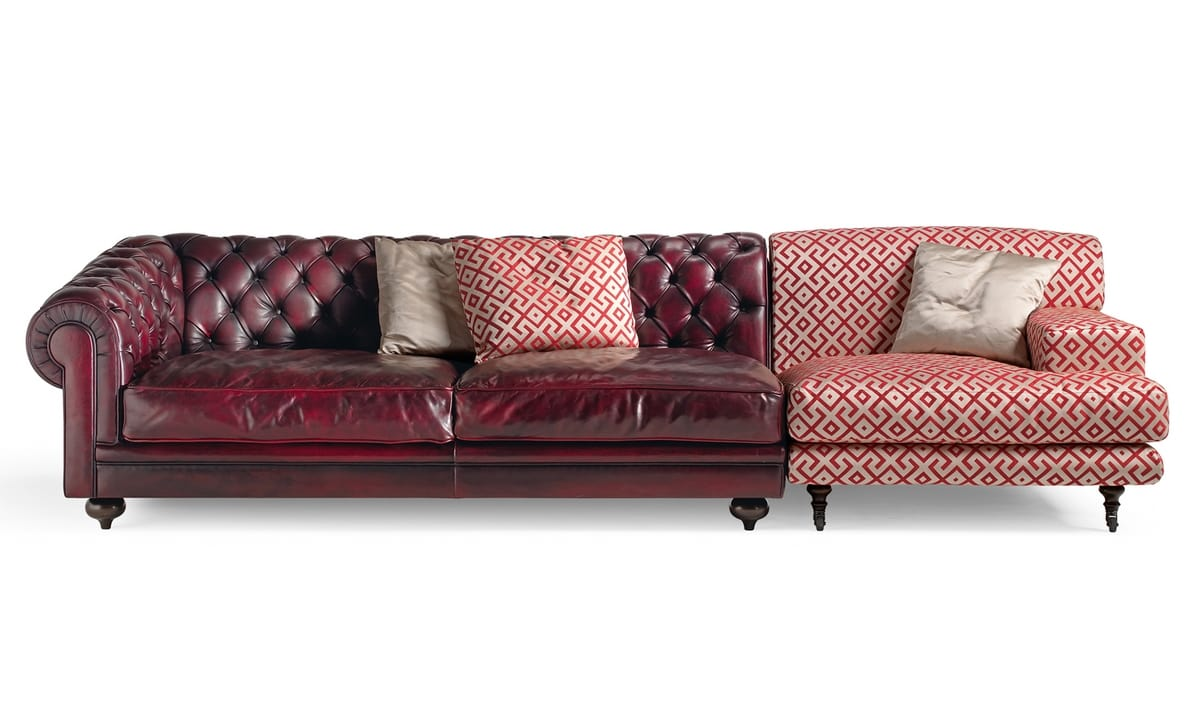 Alternative Sofa Modulares Sofa Mit Einem Alternativen Klassischen Design Idfdesign