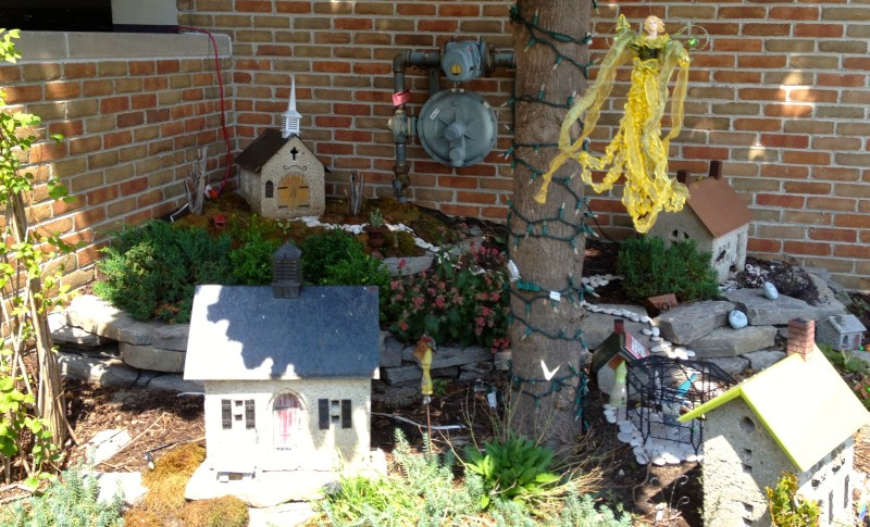 Large Of Garden Fairy Villages