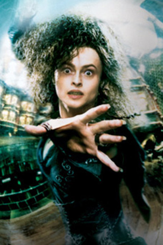 Star Trek Iphone X Wallpaper Bellatrix Lestrange Hp6 Dvd Digital Citizen