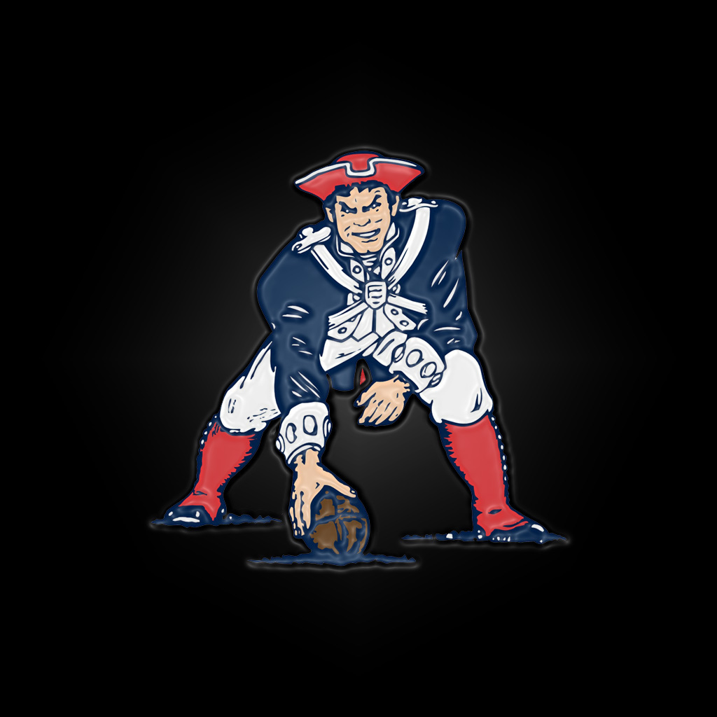 Tom Brady Wallpaper Iphone X Ipad Wallpapers With The New England Patriots Team Logos