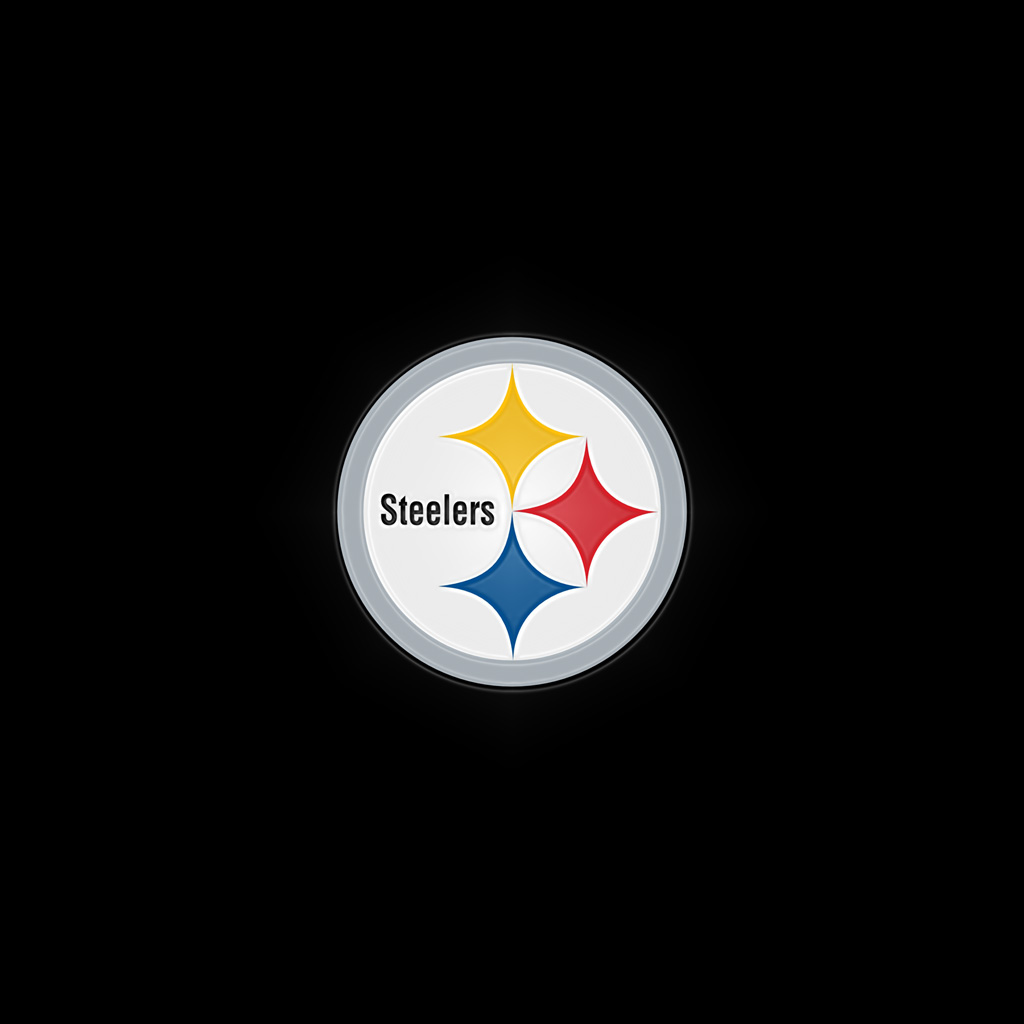 Steelers Iphone Wallpaper Ipad Wallpapers With The Pittsburgh Steelers Team Logos
