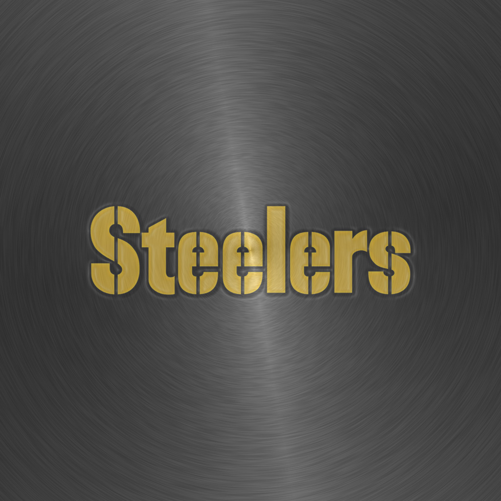 Pittsburgh Steelers Iphone Wallpaper Ipad Wallpapers With The Pittsburgh Steelers Team Logos