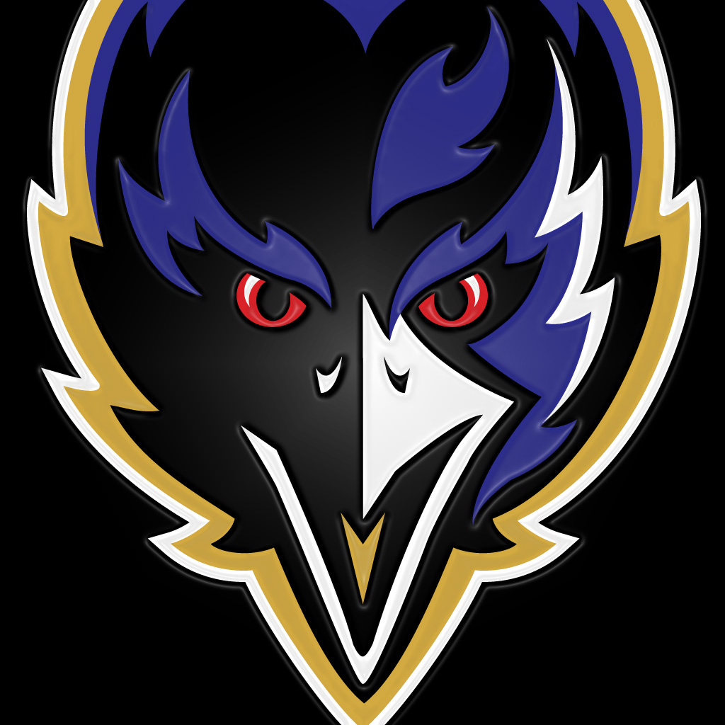 Star Trek Iphone X Wallpaper Ipad Wallpapers With The Baltimore Ravens Team Logo