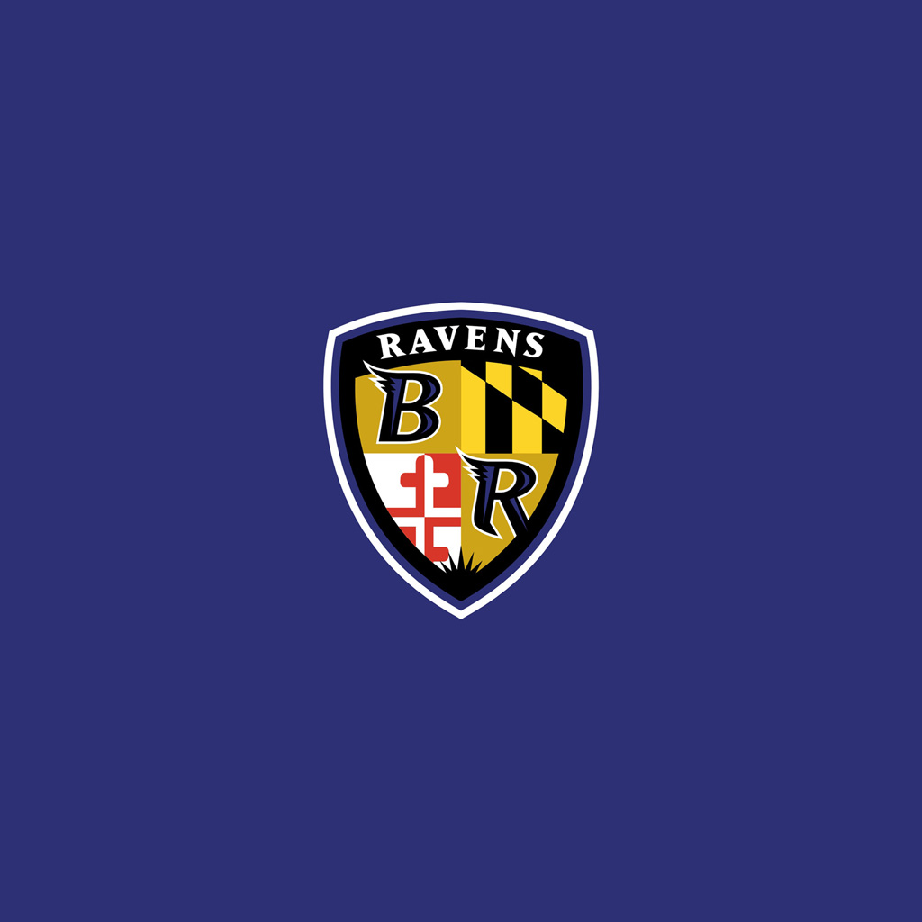 Happiness Quotes Wallpaper Iphone Ipad Wallpapers With The Baltimore Ravens Team Logo