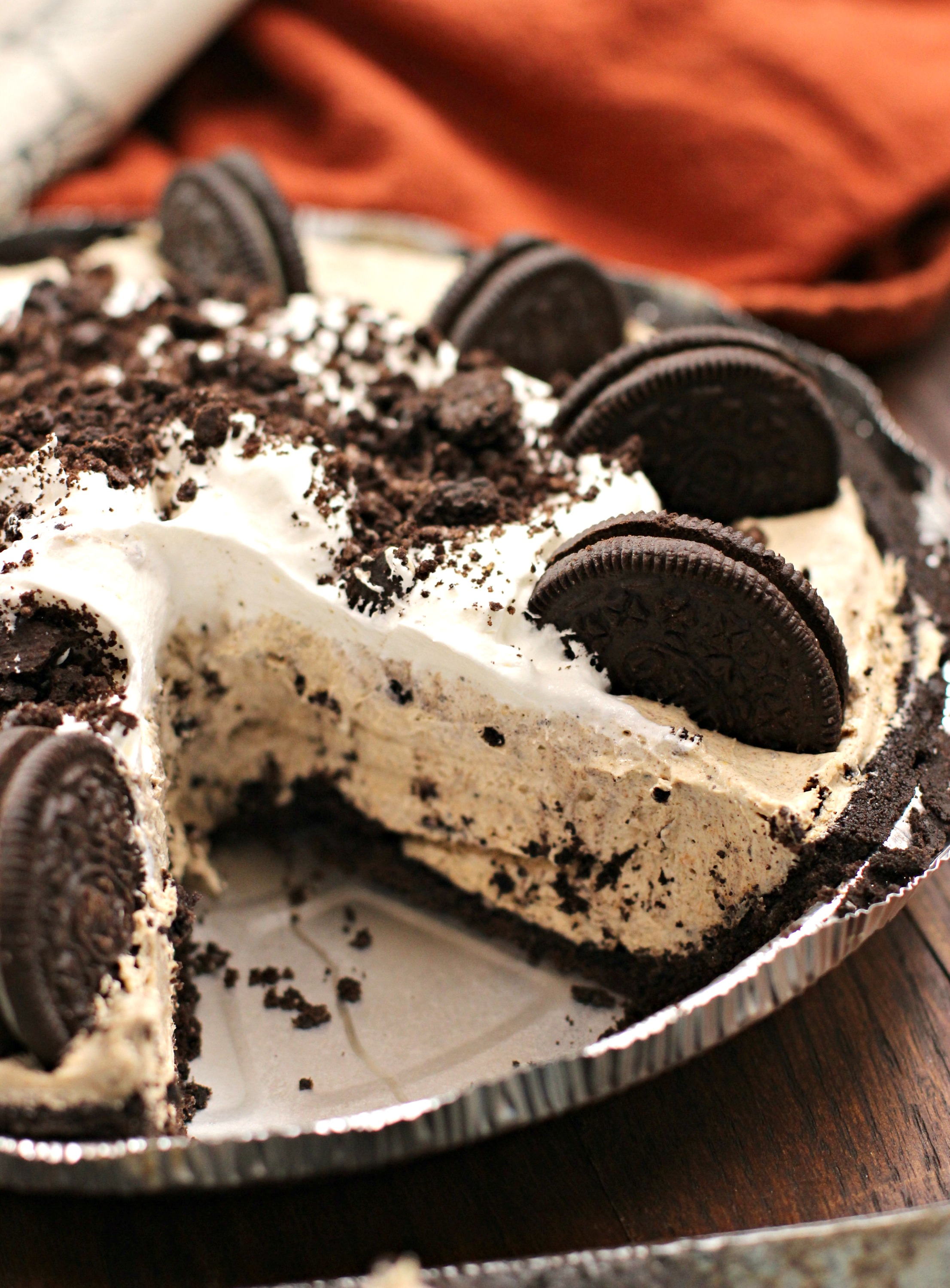 No Bake Oreo Kuchen No Bake Oreo Pumpkin Cheesecake Pie