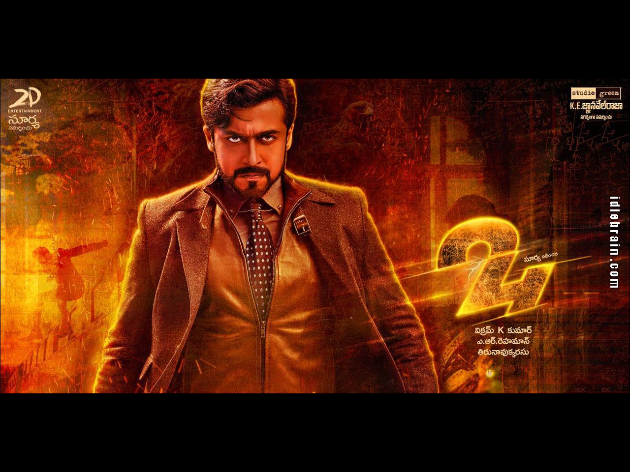 24 Movie Online 24 Wallpapers Telugu Cinema Posters Suriya Samantha Nitya Menen